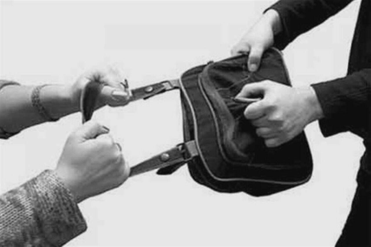 У Новій Каховці перехожі допомогли затримати грабіжника