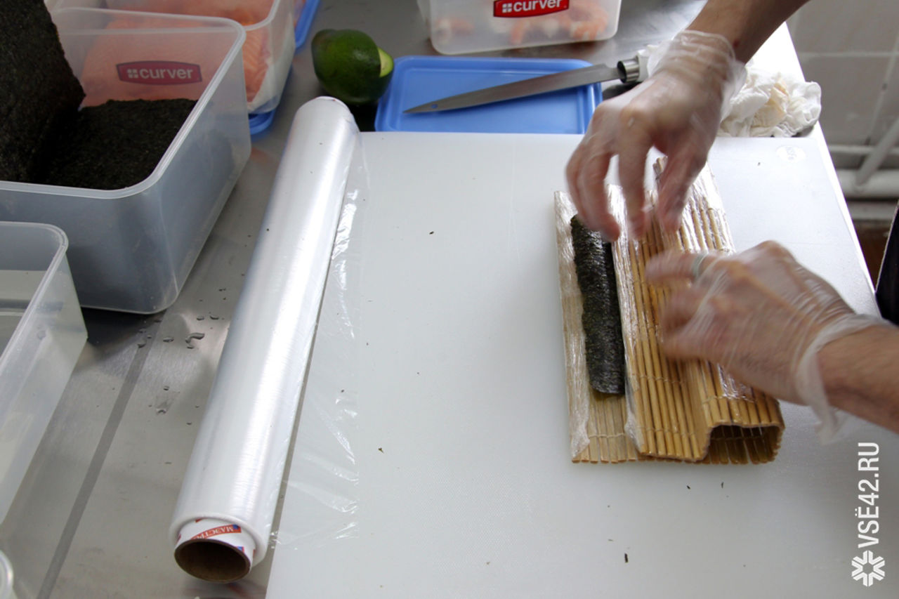 рецепт приготовления суши филадельфия