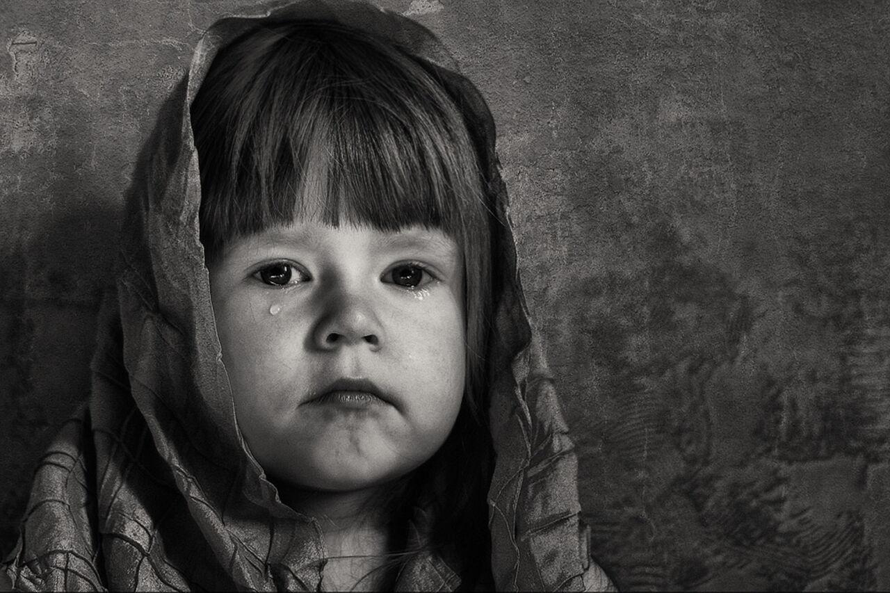 Фото плачущей маленькой девочки 12 фотография