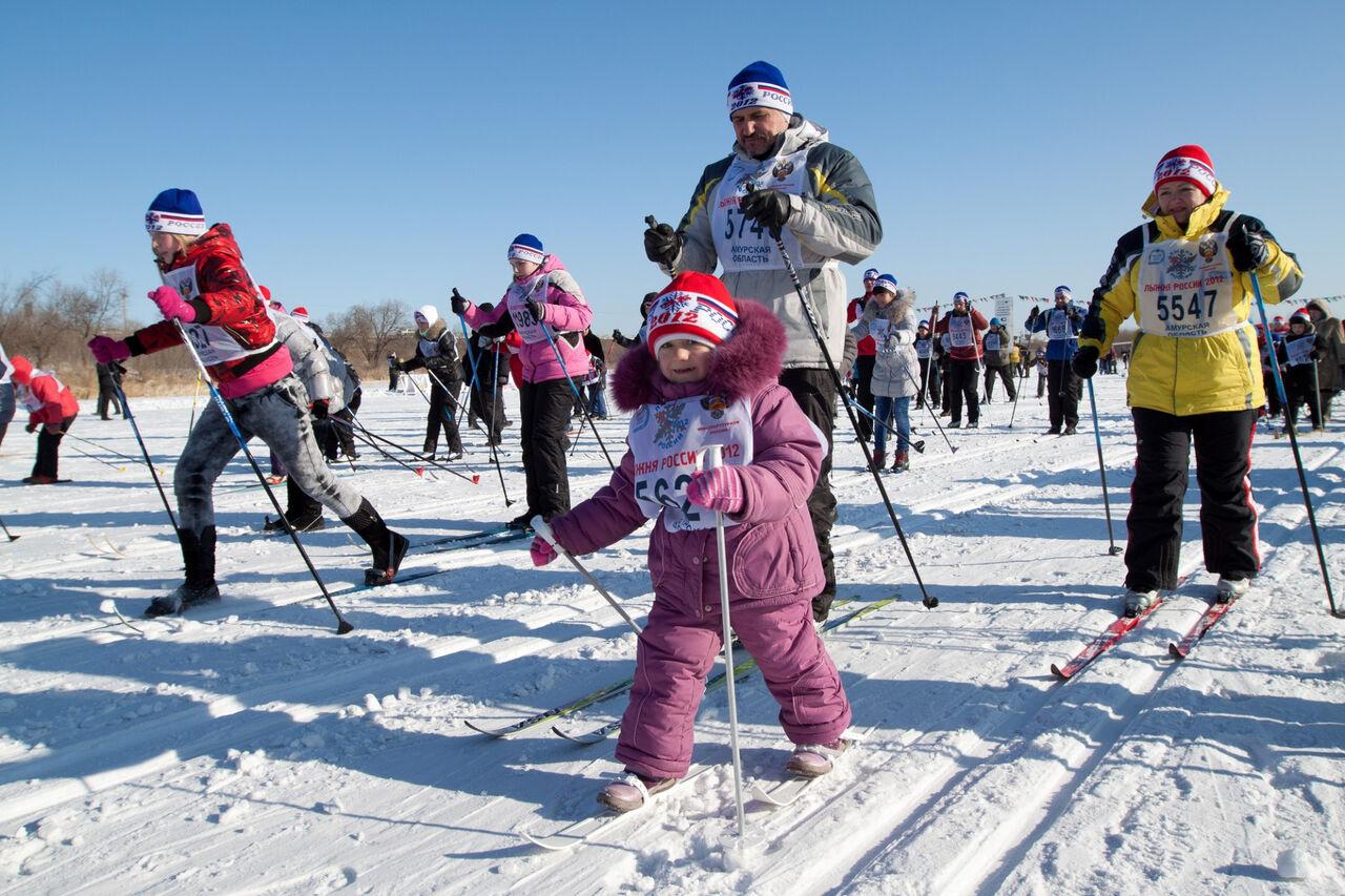 ВКемерово началась регистрация на«Лыжню России-2017»