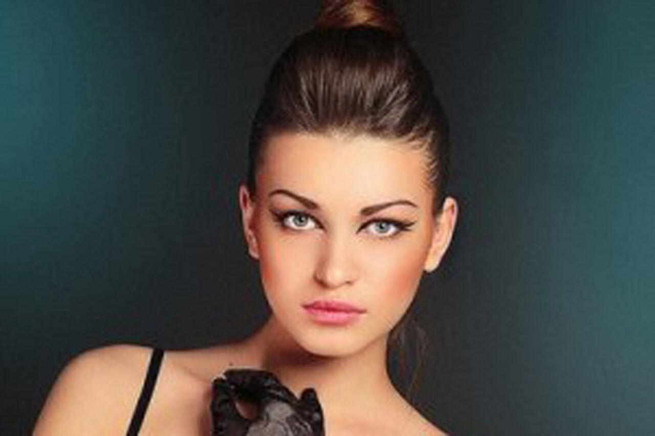 Украинские модели фото 15 фотография