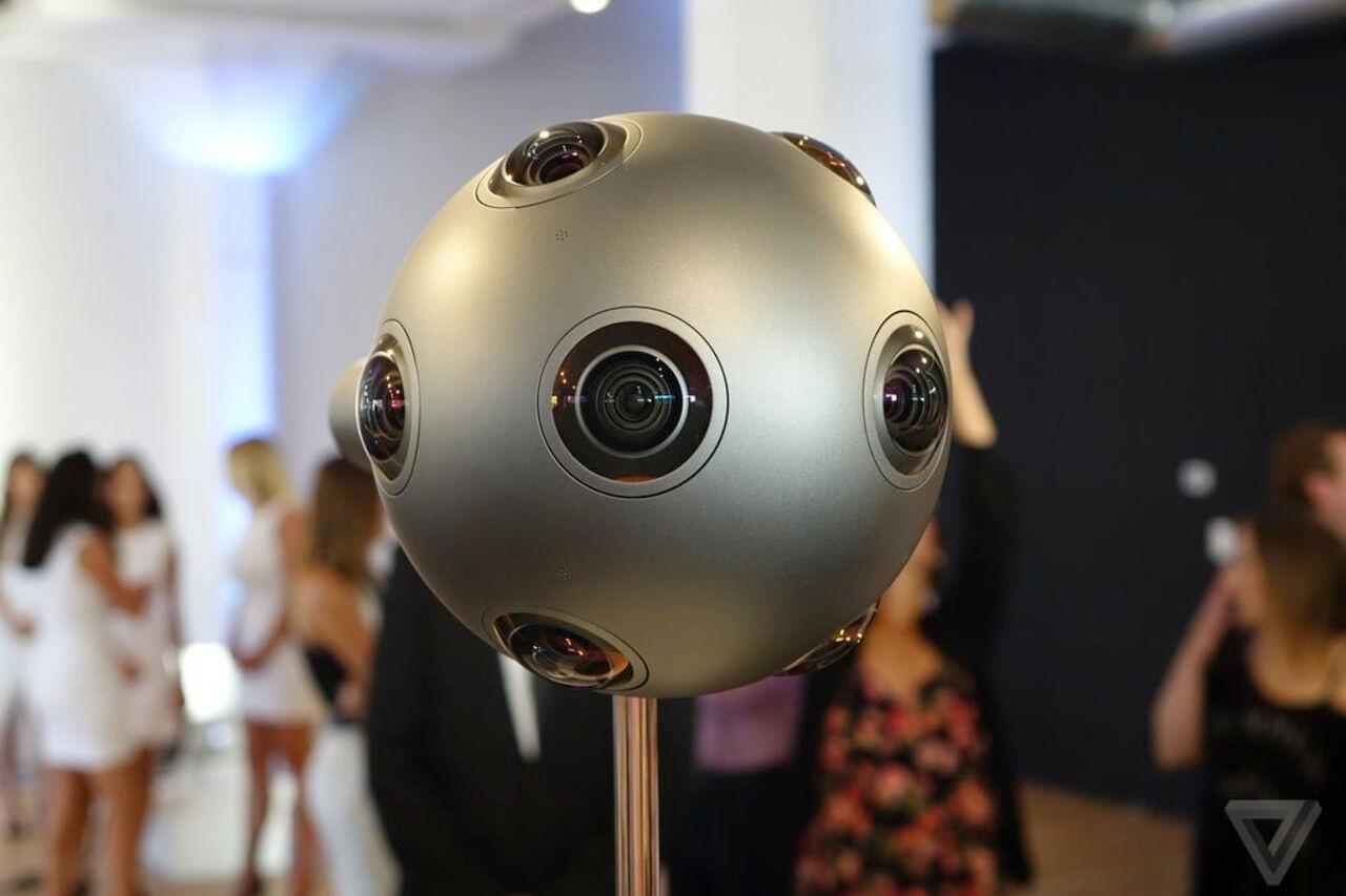 Nokia выпустила «единственную в своем роде» видеокамеру
