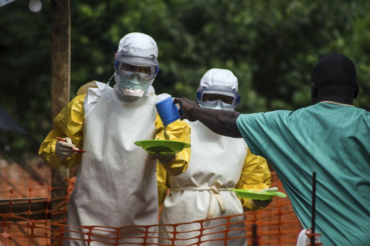 Число заразившихся Эболой в Гвинее возросло до девяти