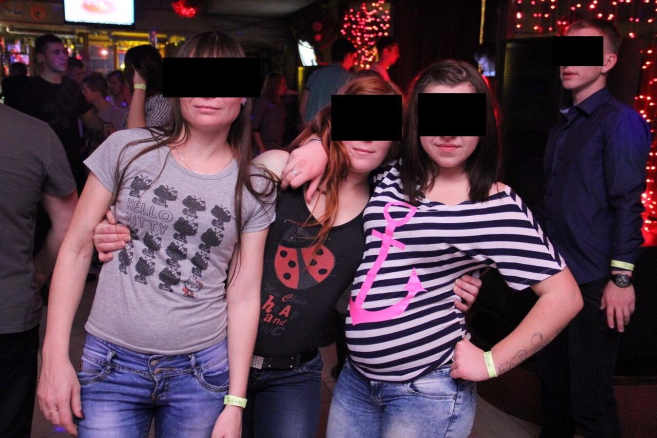 Пьяные в ночном клубе 20 фотография