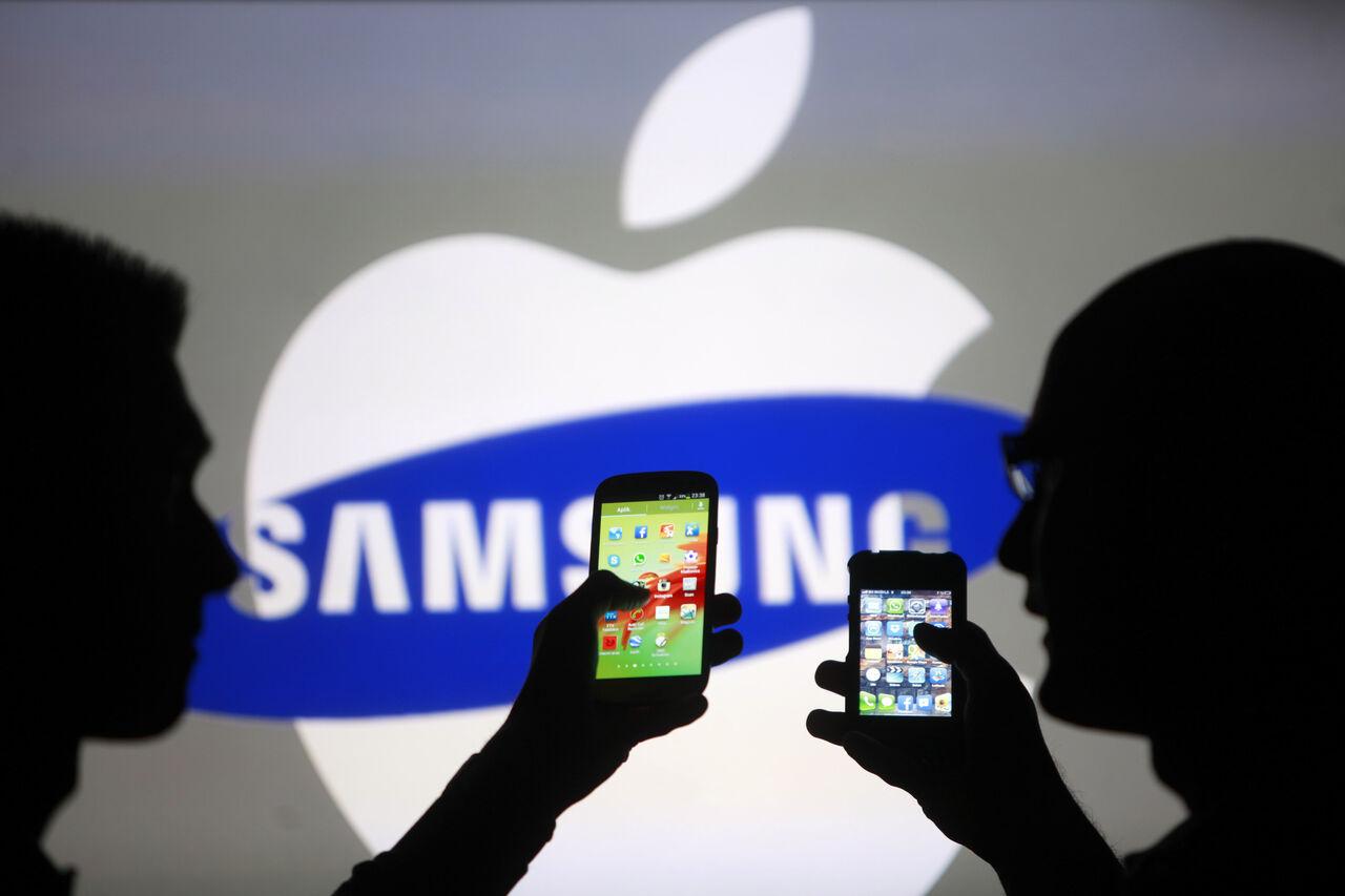 Apple требует от Samsung $180 млн