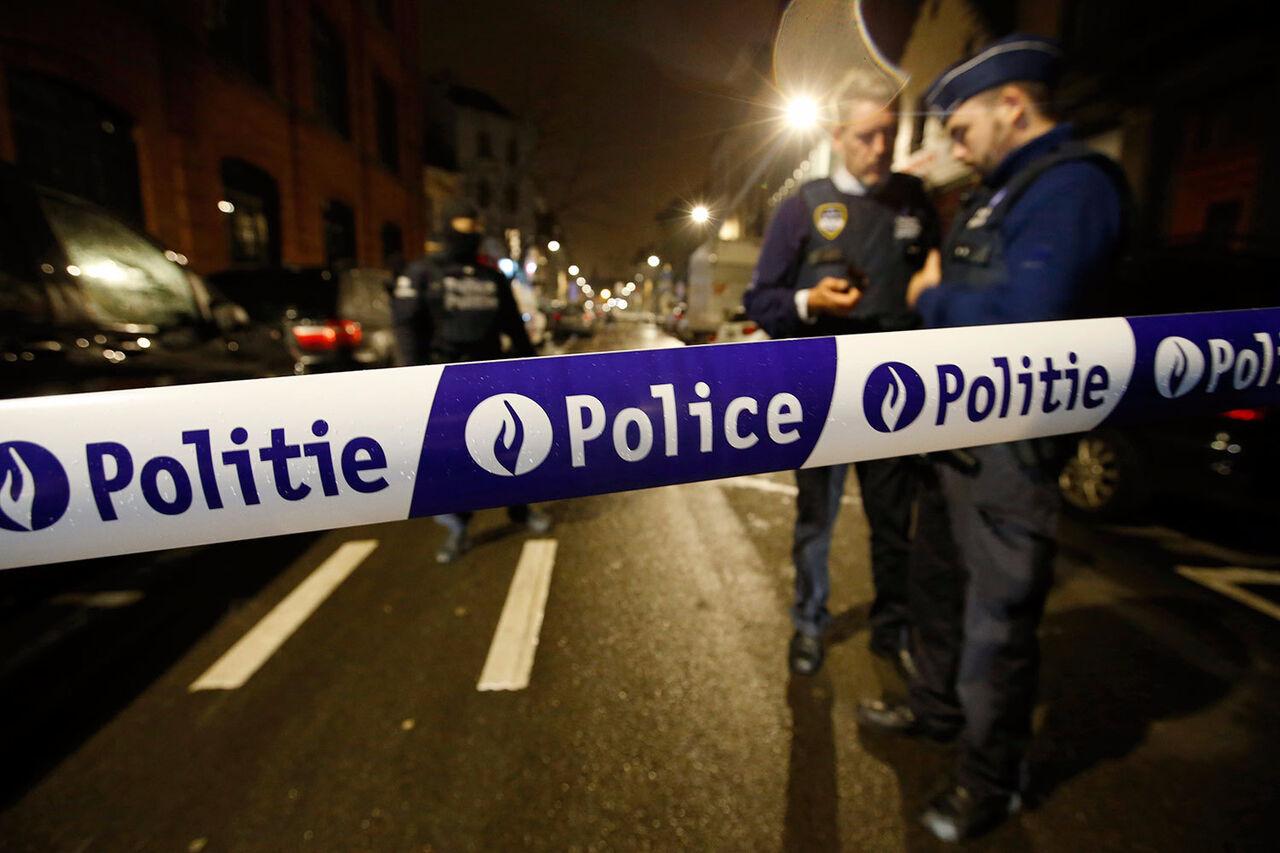 ВБрюсселе впроцессе специализированной операции задержали троих подозреваемых