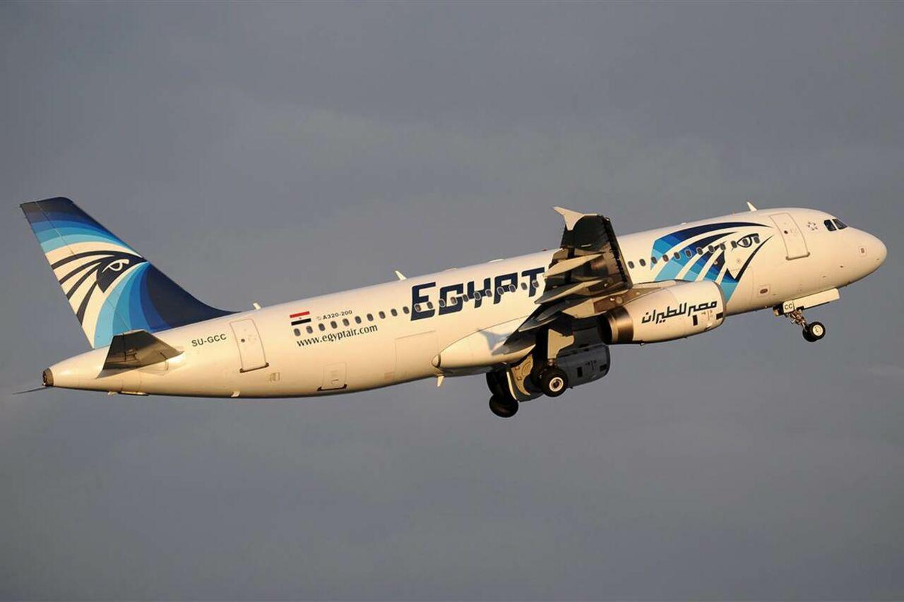 Наегипетском А320 вдень крушения зафиксировали три случая неполадок