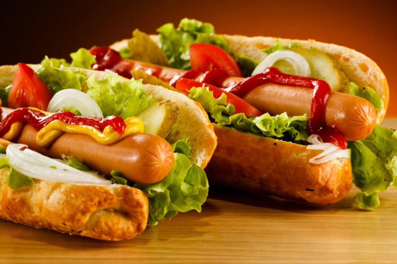 Как сделать дома хот-дог