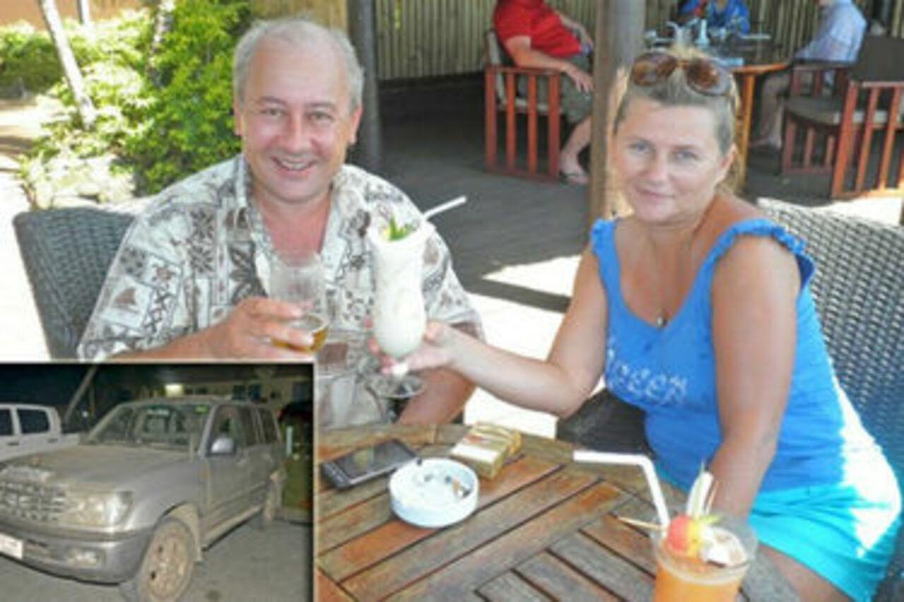 Останки россиян нашли на островах фиджи