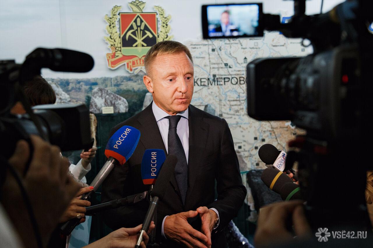 ВКузбассе работает министр образования инаукиРФ Дмитрий Ливанов