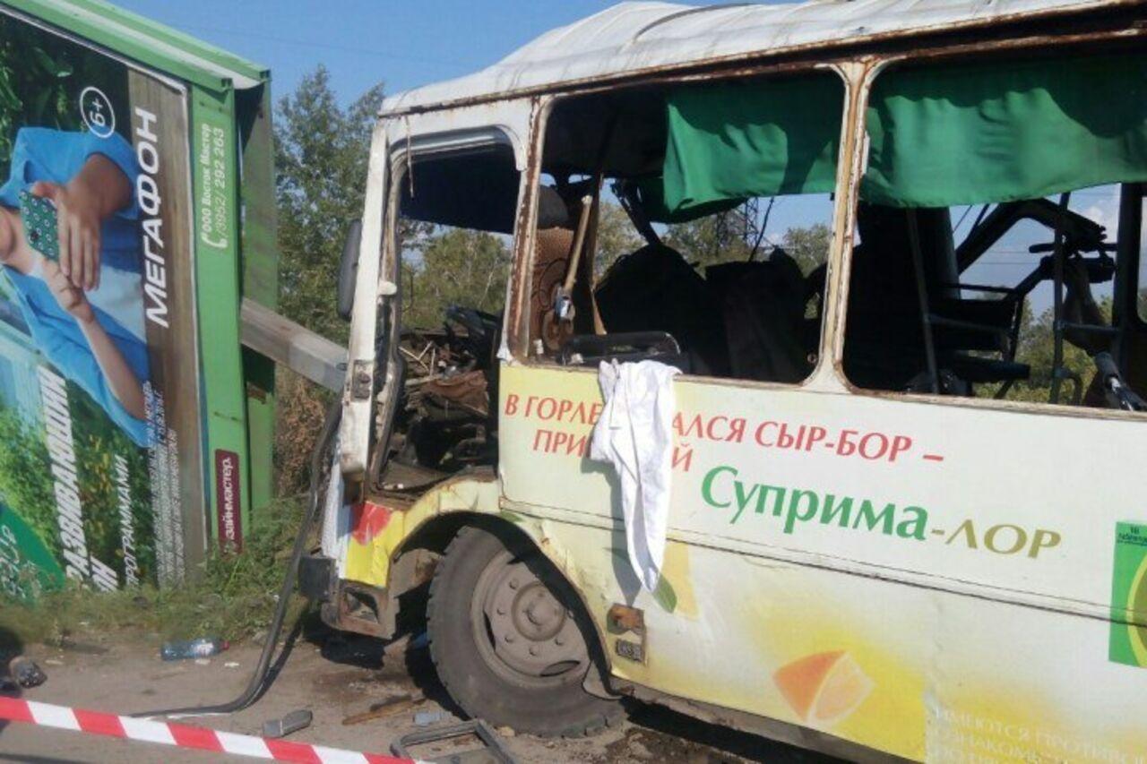 ВИркутске после ДТП савтобусом, где умер человек, завели дело