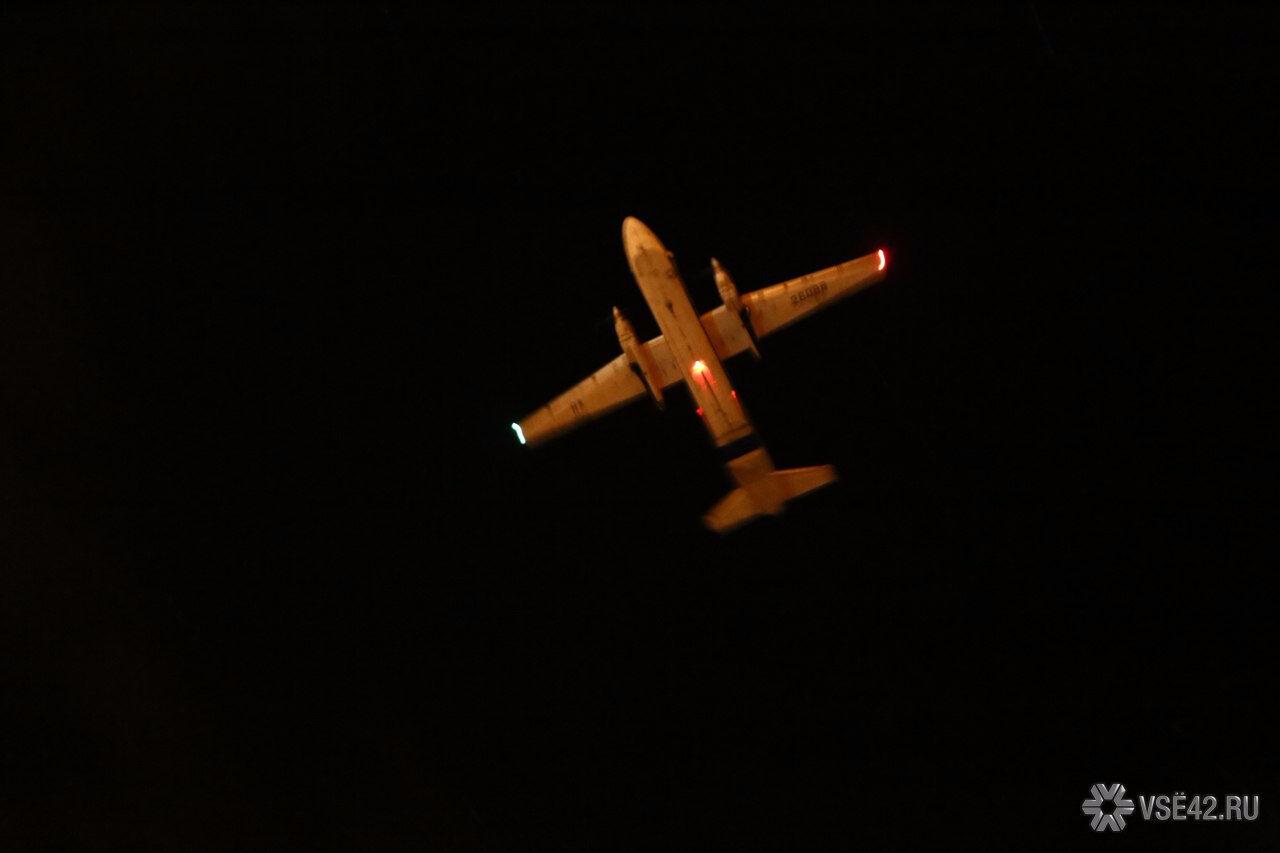 Самолет Красноярск-Норильск вернулся ваэропорт из-за трещины встекле