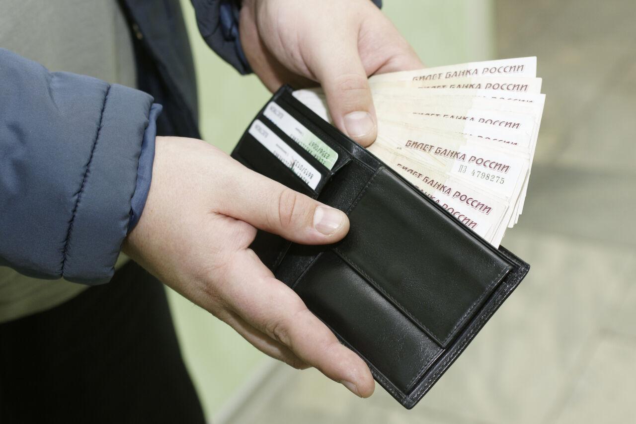 Средняя заработная плата красноярцев загод возросла на 1 тыс руб.