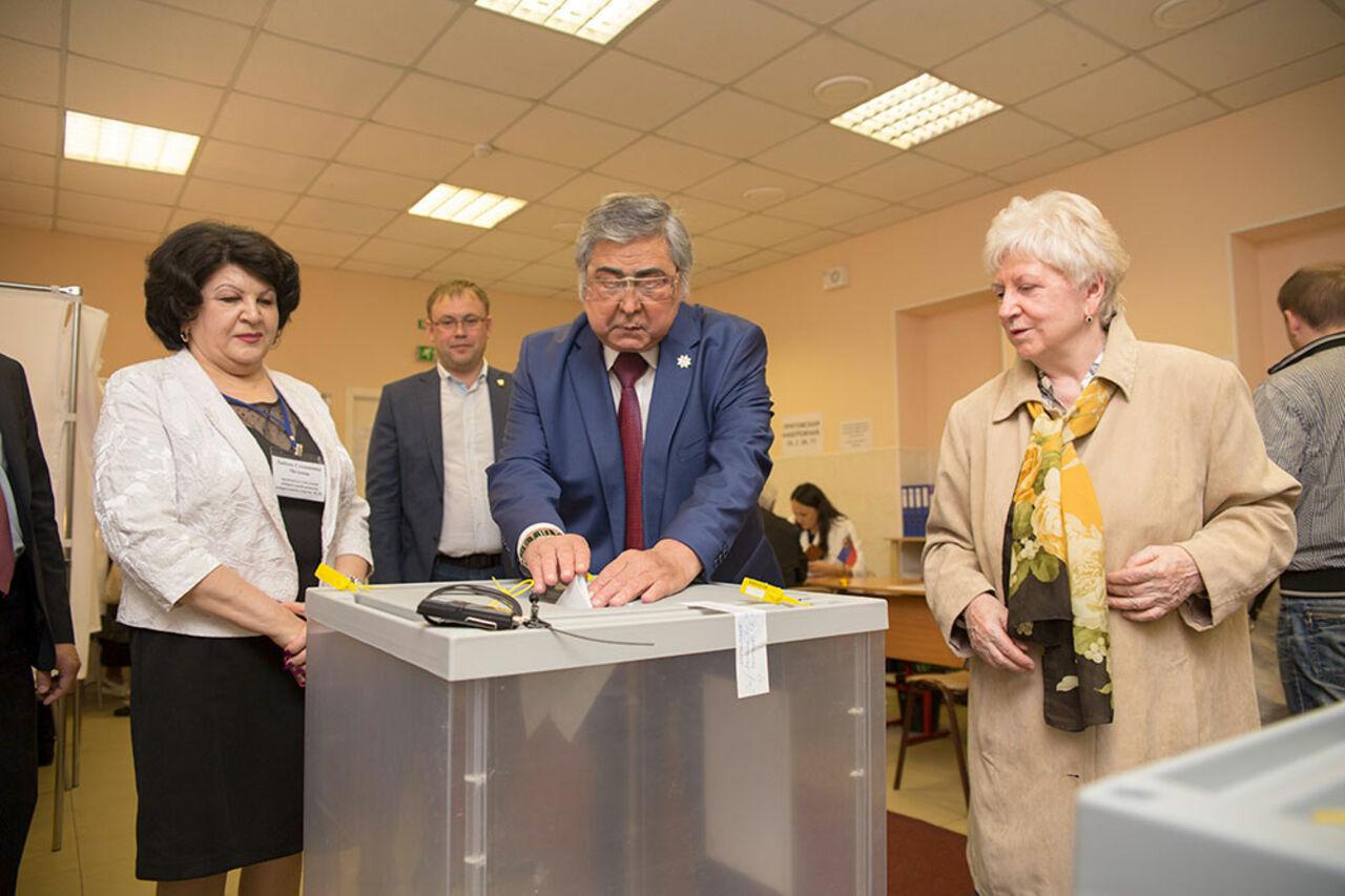 ВКузбассе кполудню отдала голос треть избирателей