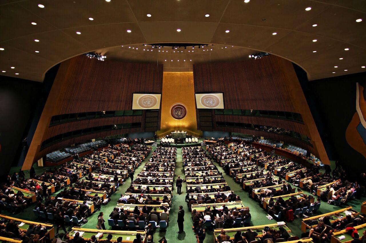 Обама вмеждународной Организации Объединенных Наций: Российская Федерация силой пробует вернуть утраченную славу