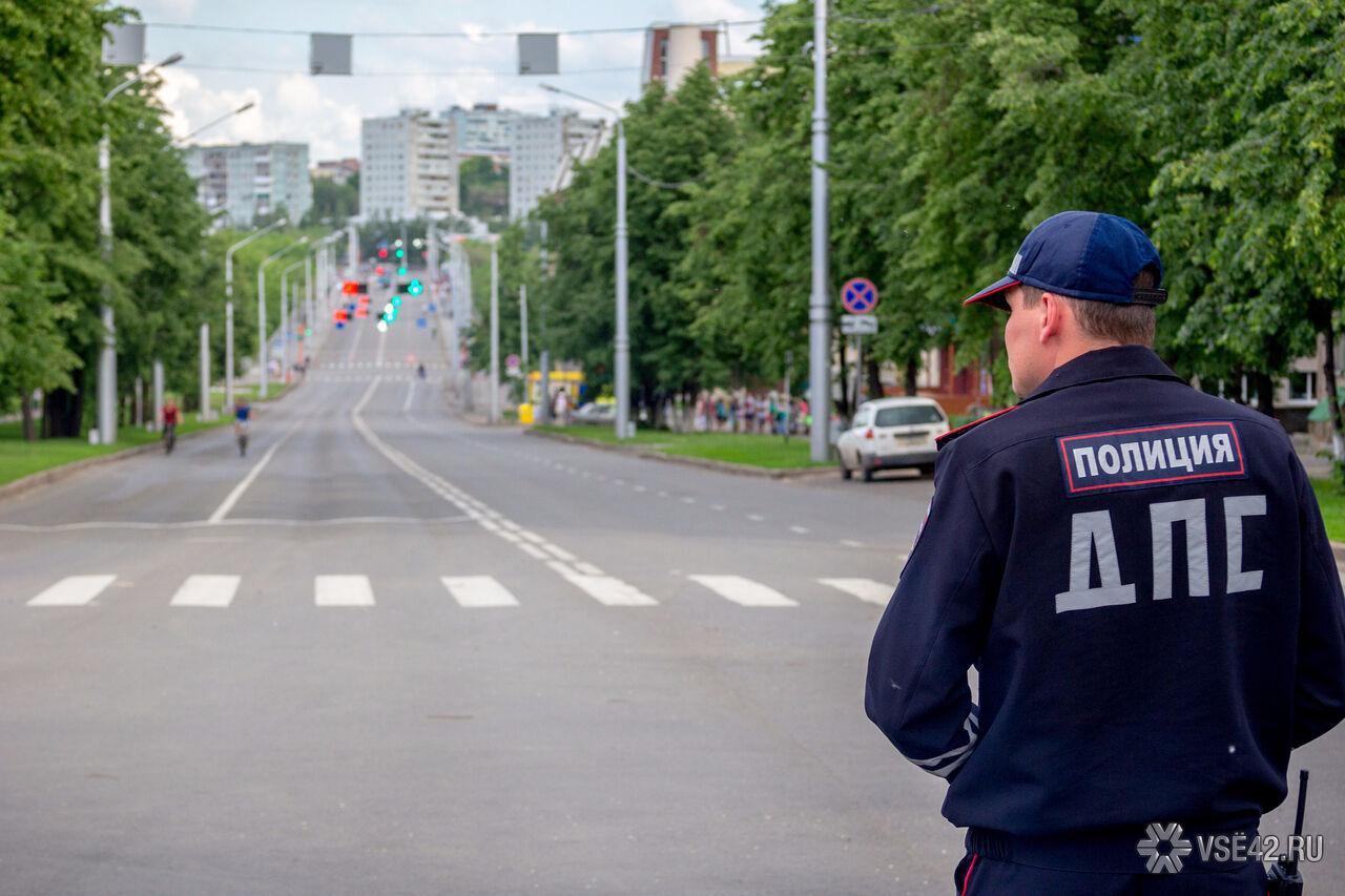 Гражданин Кемерова искусал инспектора ДПС
