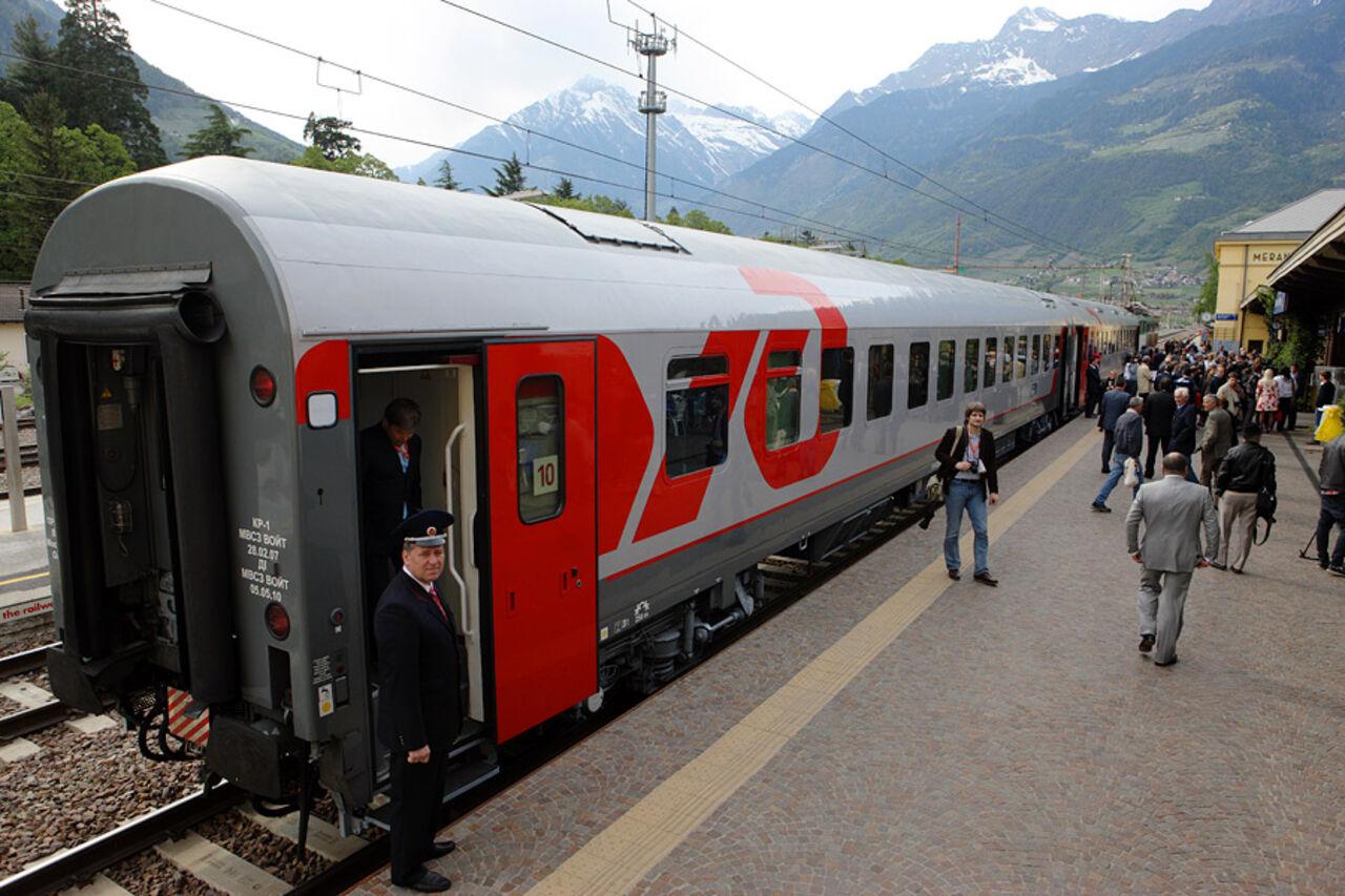 Поезд из москвы до аликанте университет
