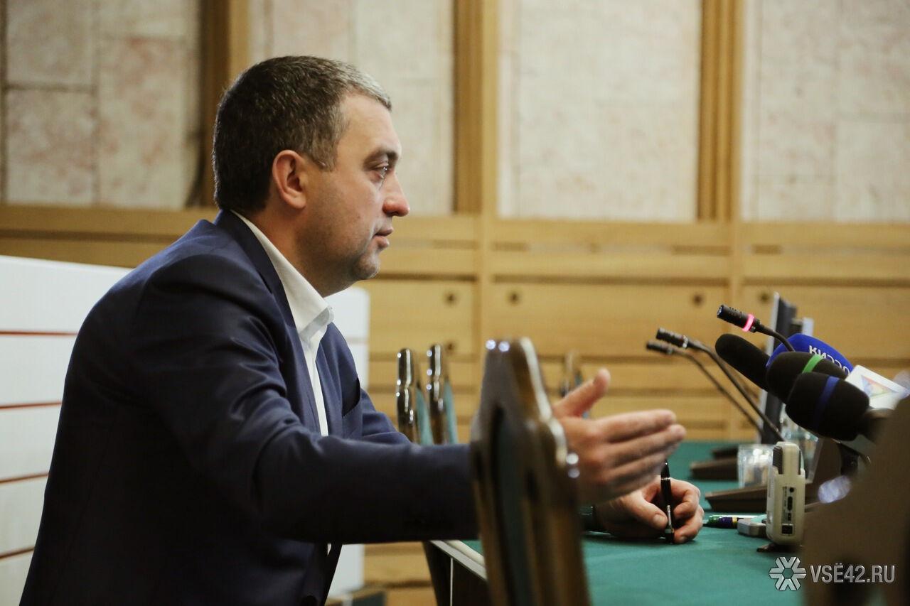 ВКузбассе назначили и.о. первого заместителя губернатора