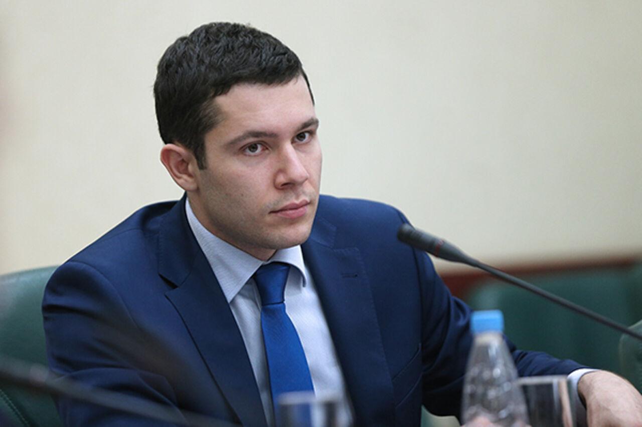 Александр Козлов перестал быть самым молодым губернатором в РФ