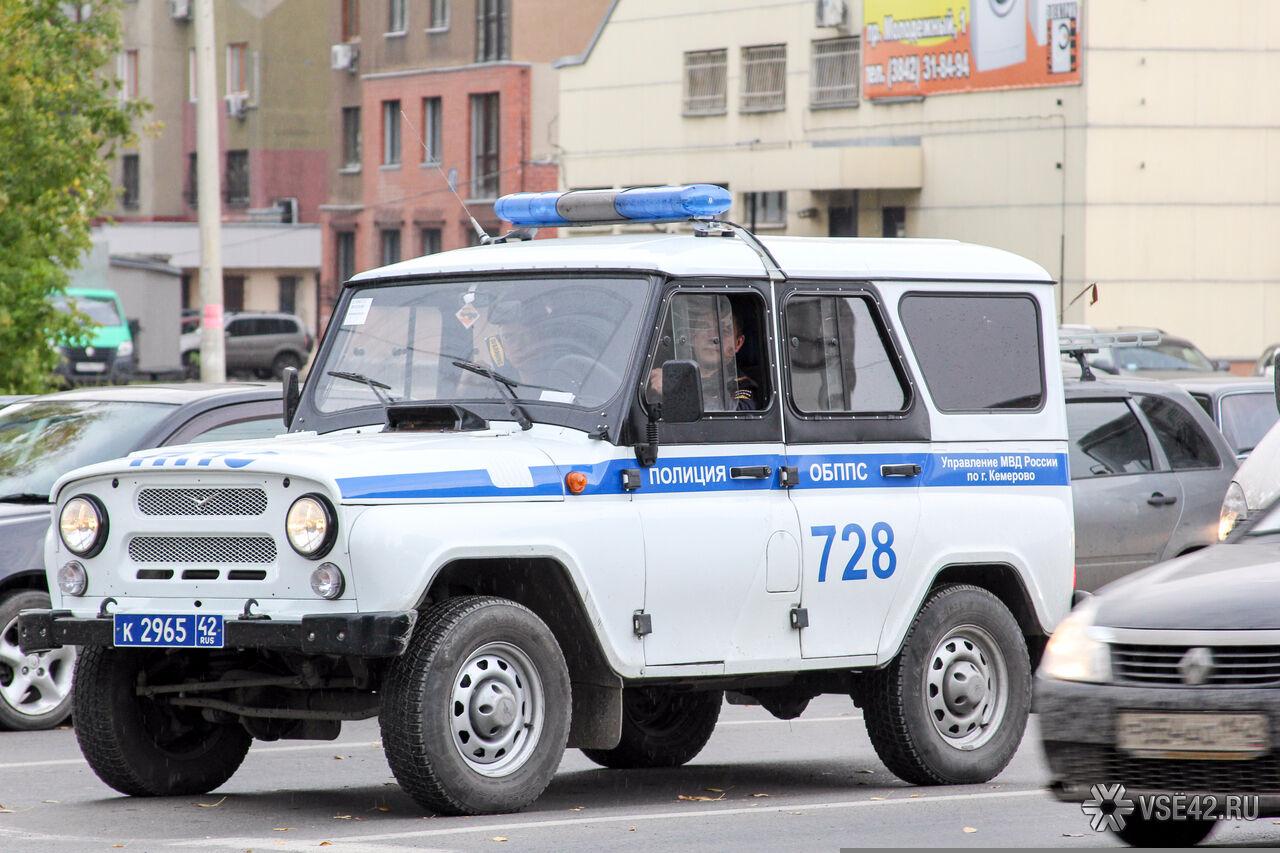 ВКузбассе транспортная милиция впроцессе рейда отыскала брошенного ребенка