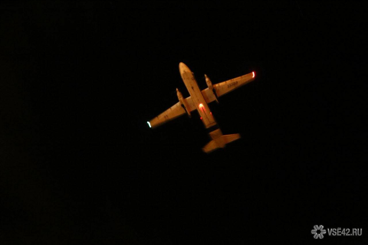 СКпроверил инцидент спопавшим всугроб самолётом аэропорту Кемерова