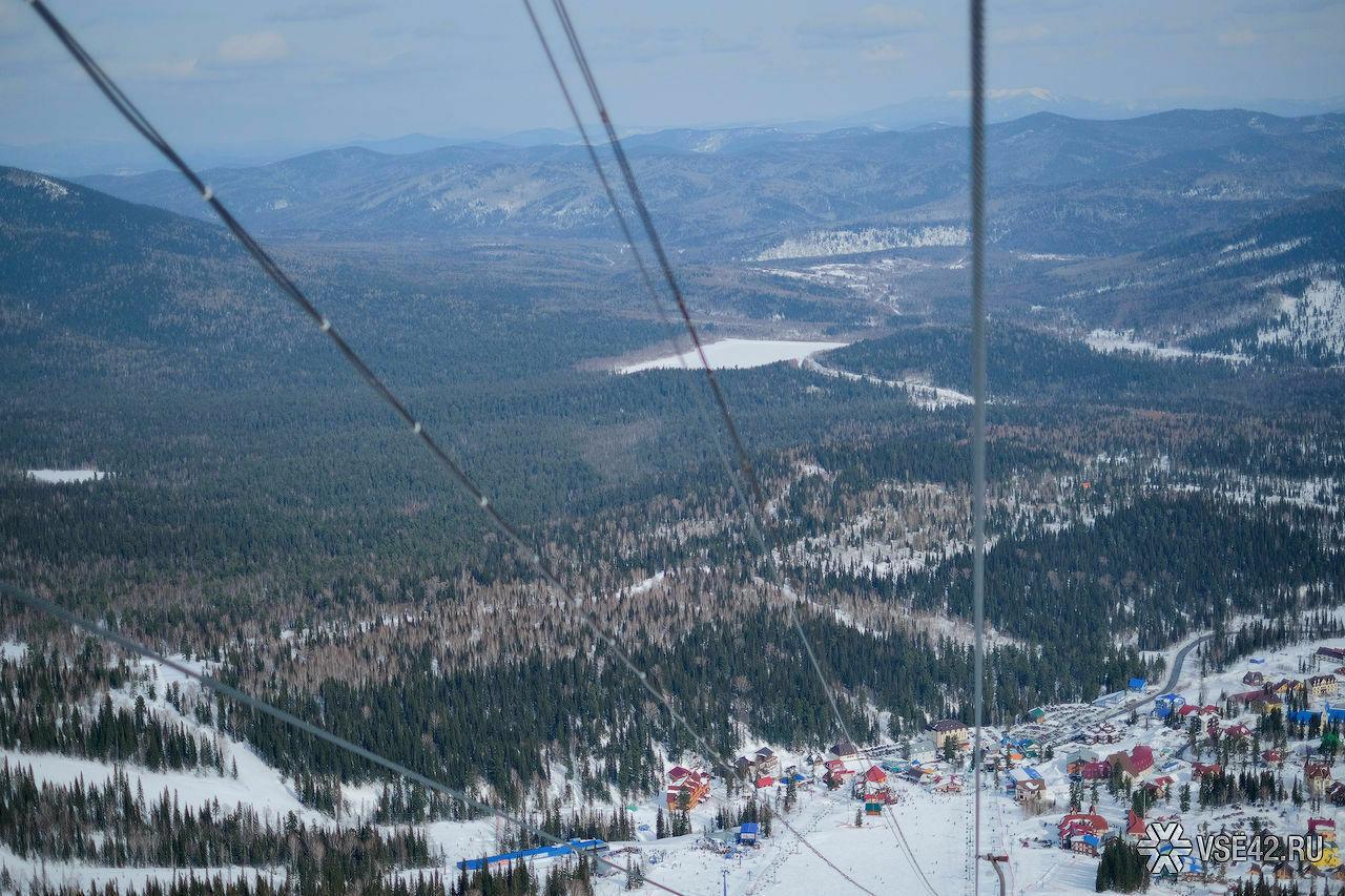 ВТаштагольском районе умер  сноубордист изБарнаула