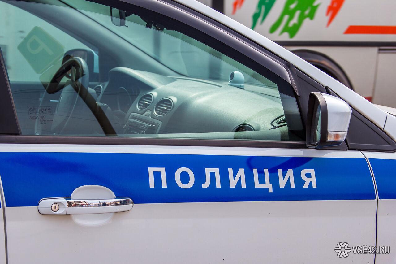 ВКемерове милиция устроила погоню за нетрезвым водителем, который сам оказался полицейским