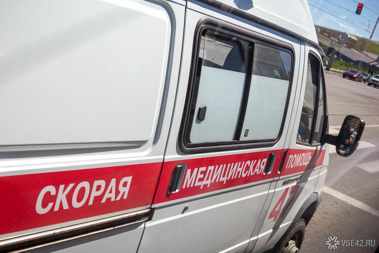 ВКузбассе при столкновении сфурой погибла пассажирка вазовской «восьмерки»