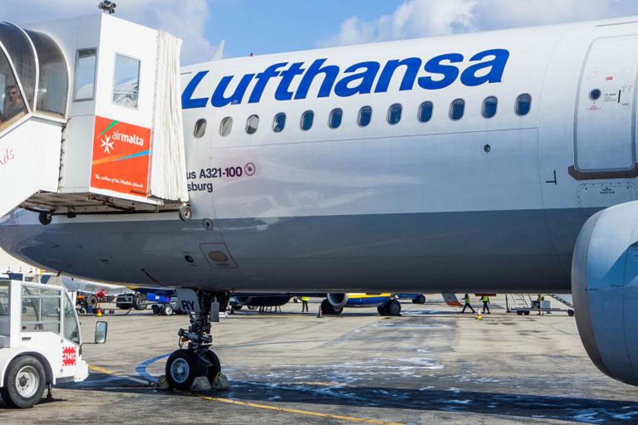 Пассажирский самолёт изГермании экстренно приземлился вДомодедово