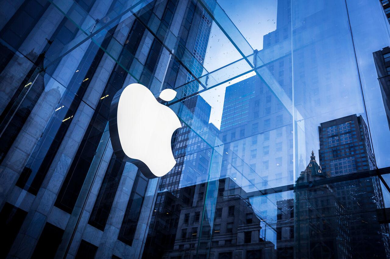 Прибыль Apple отпродажи девайсов запоследний квартал возросла