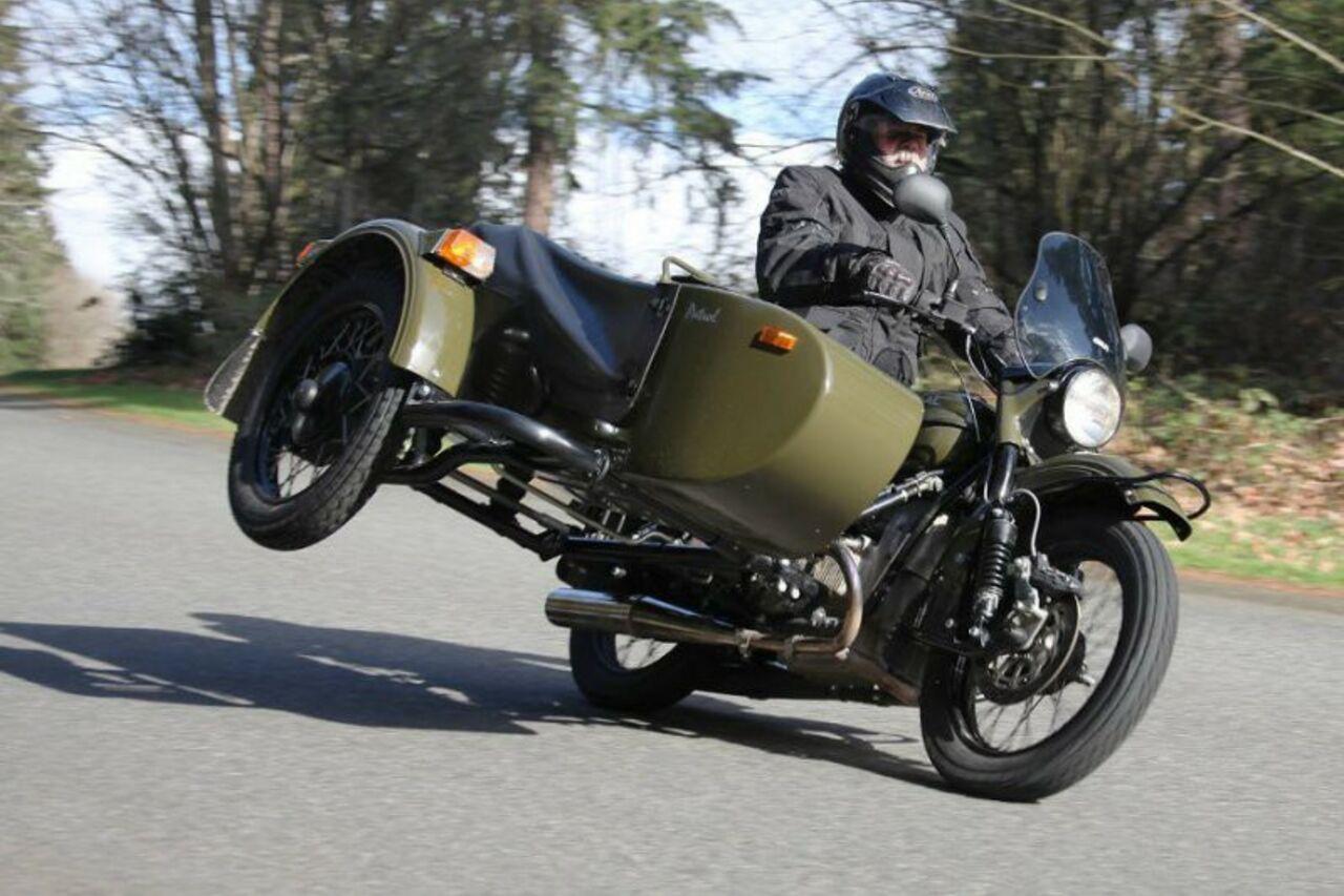 Прокопчанин угнал мотоцикл ичуть неубил знакомого