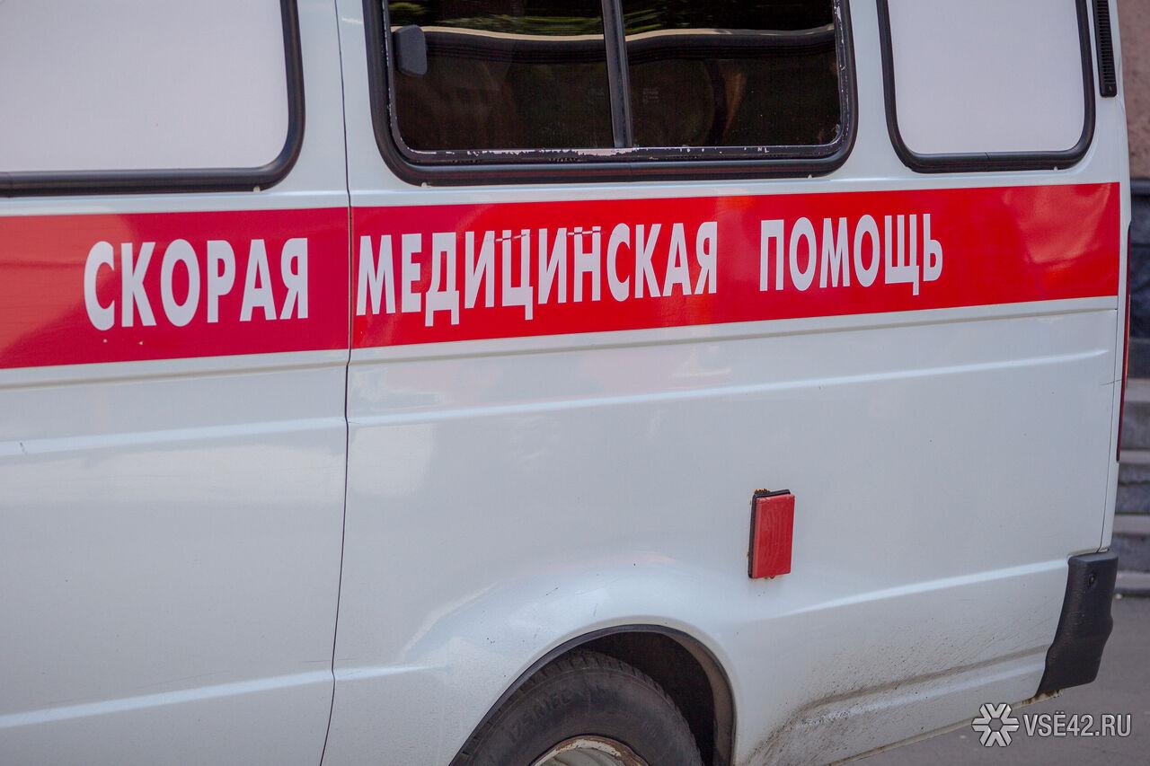 ВКемерове упавший дорожный знак травмировал 14-летнюю девочку