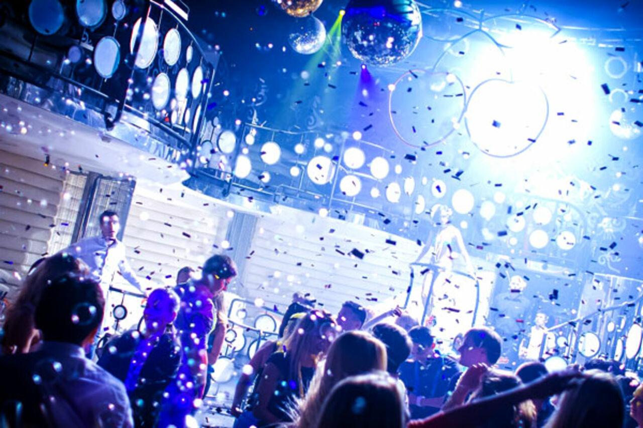 НаБританских островах открыли самый небольшой вмире ночной клуб
