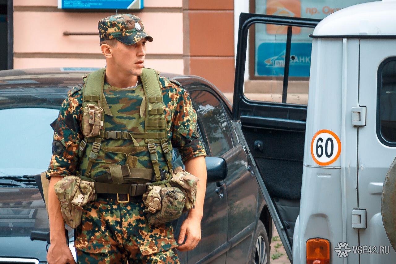 Вкузбасском ломбарде задержали преступника