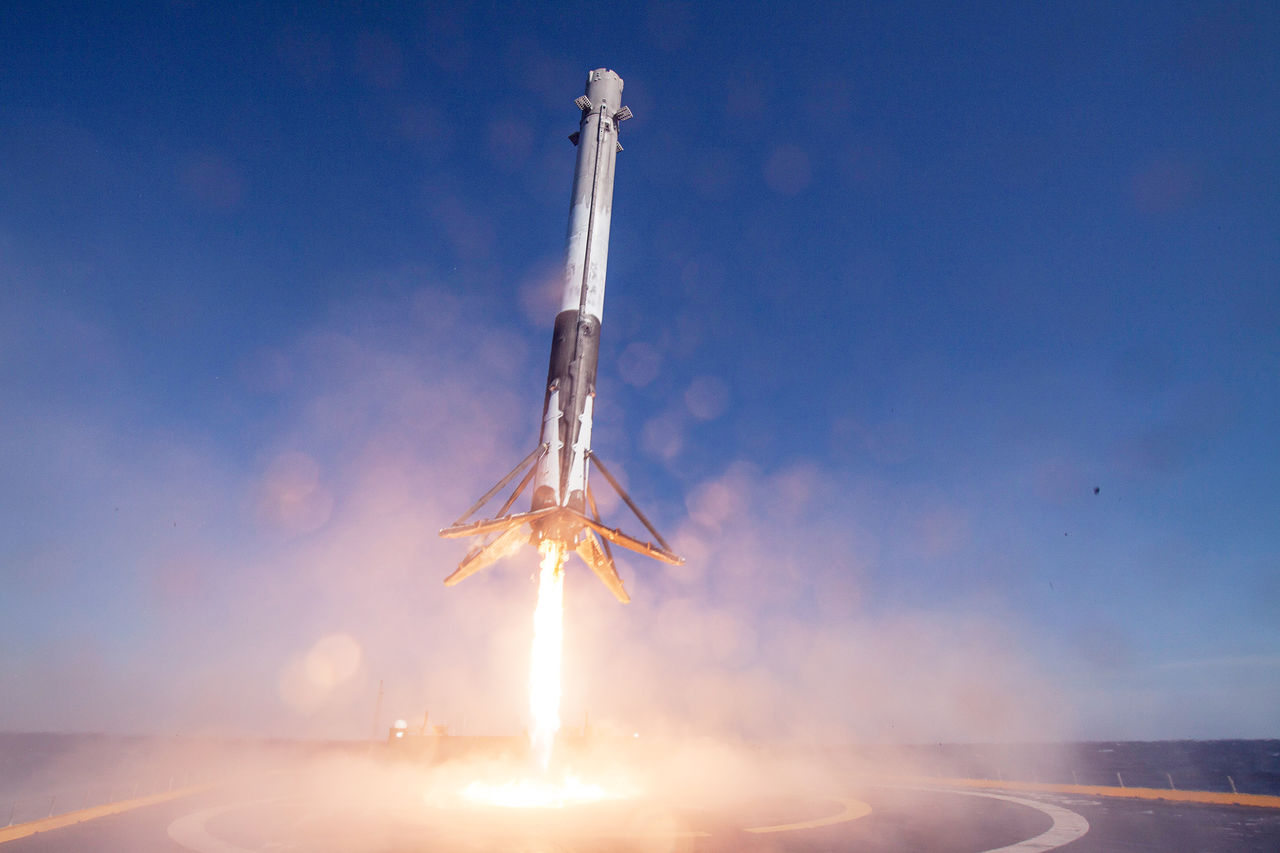 Новая русская ракета составит приблизительно конкуренцию Falcon