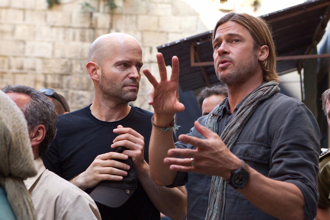 Дэвид Финчер снимет сиквел «Войны миров Z»