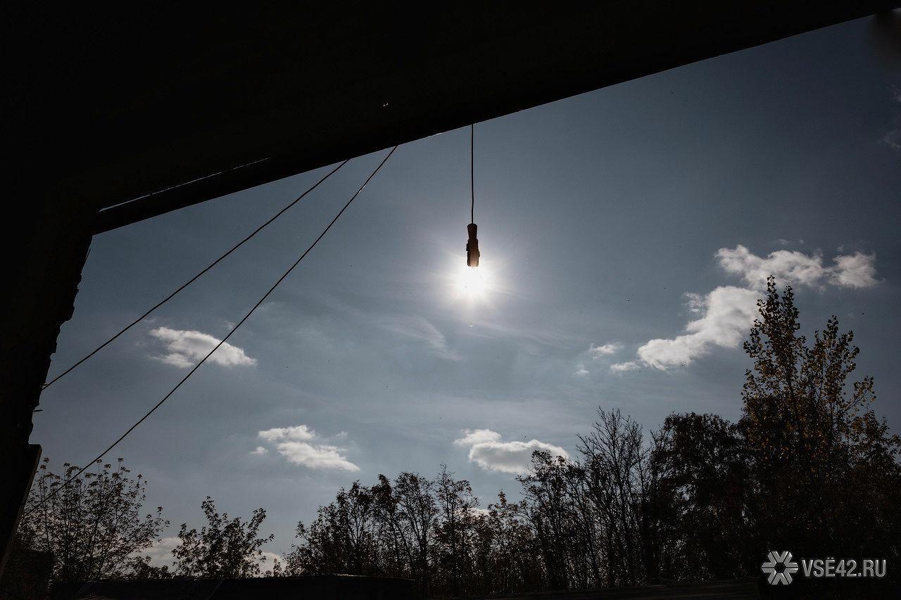 ВКрасноярске в итоге сильного ветра 14 тыс. жителей остались без света