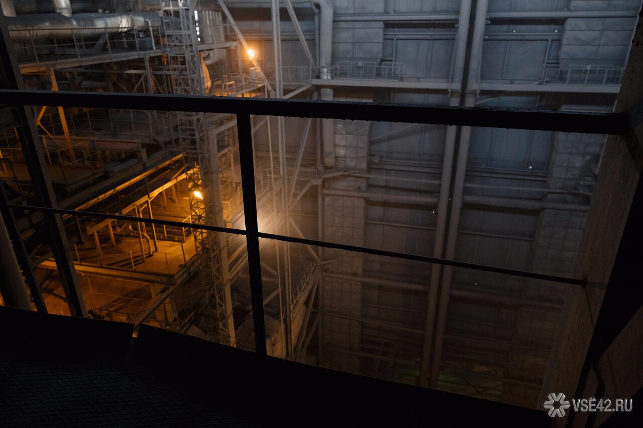 Накузбасской обогатительной фабрике умер слесарь: возбуждено уголовное дело