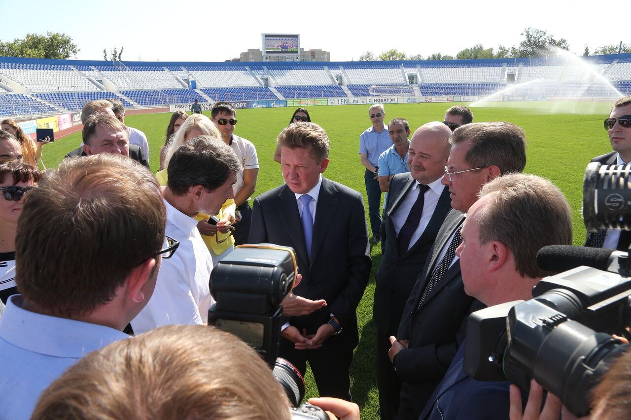 Стало известно, как спасут газон арены «Санкт-Петербург»