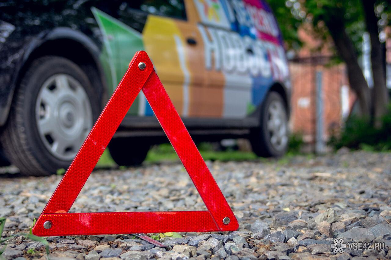 ДТП вГурьевске: Встолкновении 2-х иномарок пострадали 5 человек