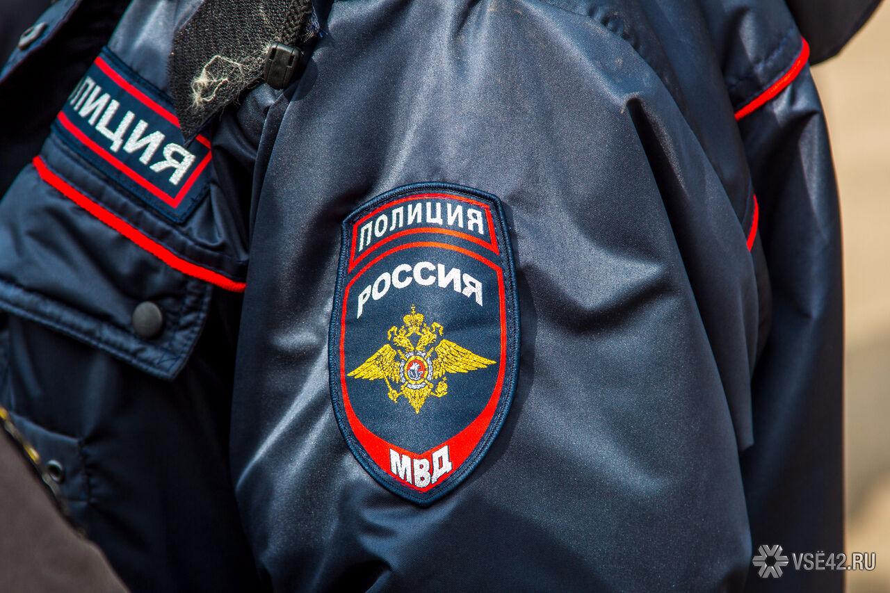 Гражданин Ленинска-Кузнецкого сломал нос полицейскому ударом ноги
