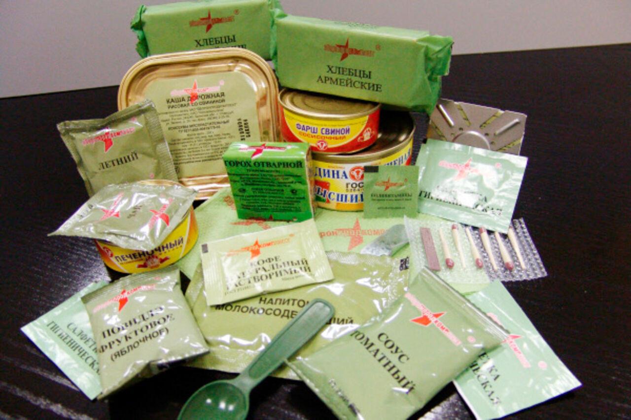 Глава продовольственной службыЧФ приговорен захищение пайков на2 млн руб.