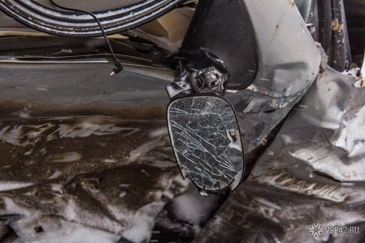 ВНовосибирске столкнулись 5 авто: есть пострадавшие