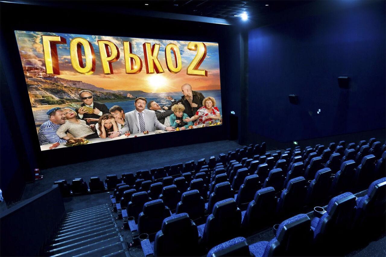 Назван единственный окупившийся впрокате русский фильм