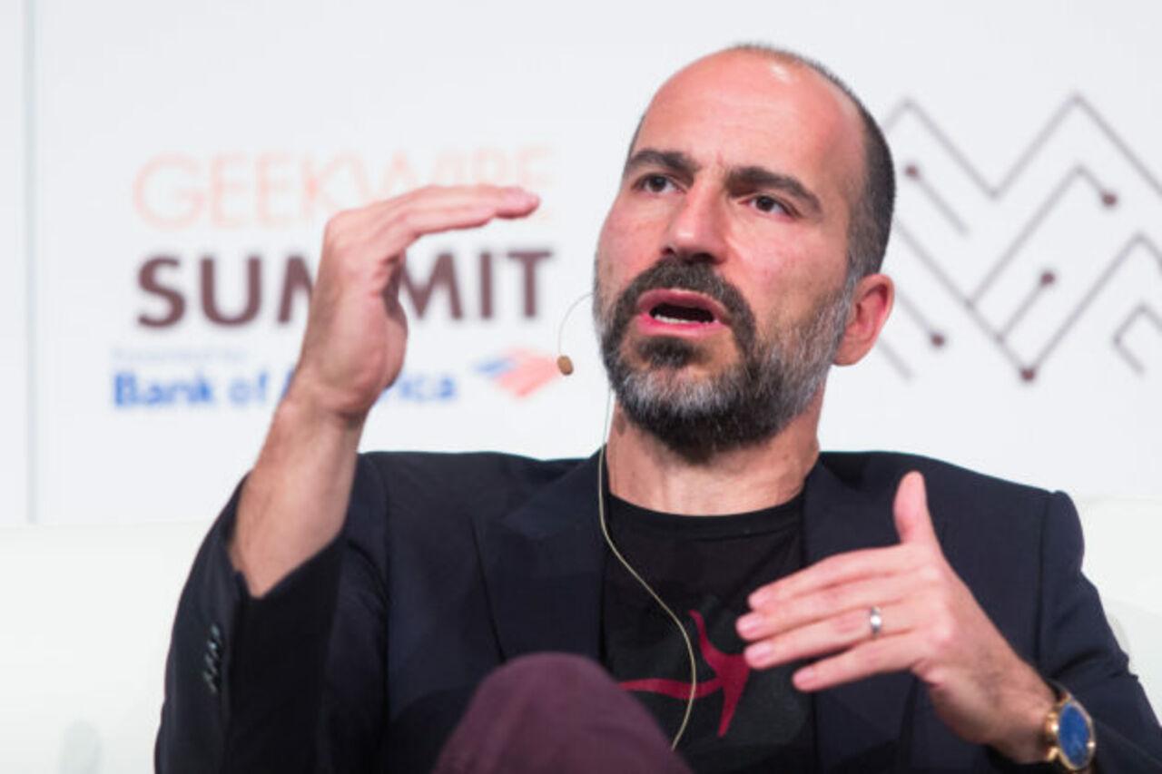 Управляющий туркомпании Expedia Дара Хосровшахи будет новым главой Uber