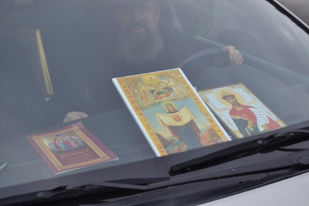 Православные активисты шесть часов отвращали отОмска нечисть ибожье наказание