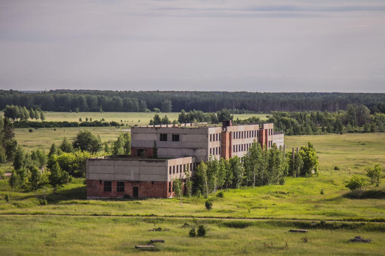 «Новапорт» готов построить новый омский аэропорт за4 года