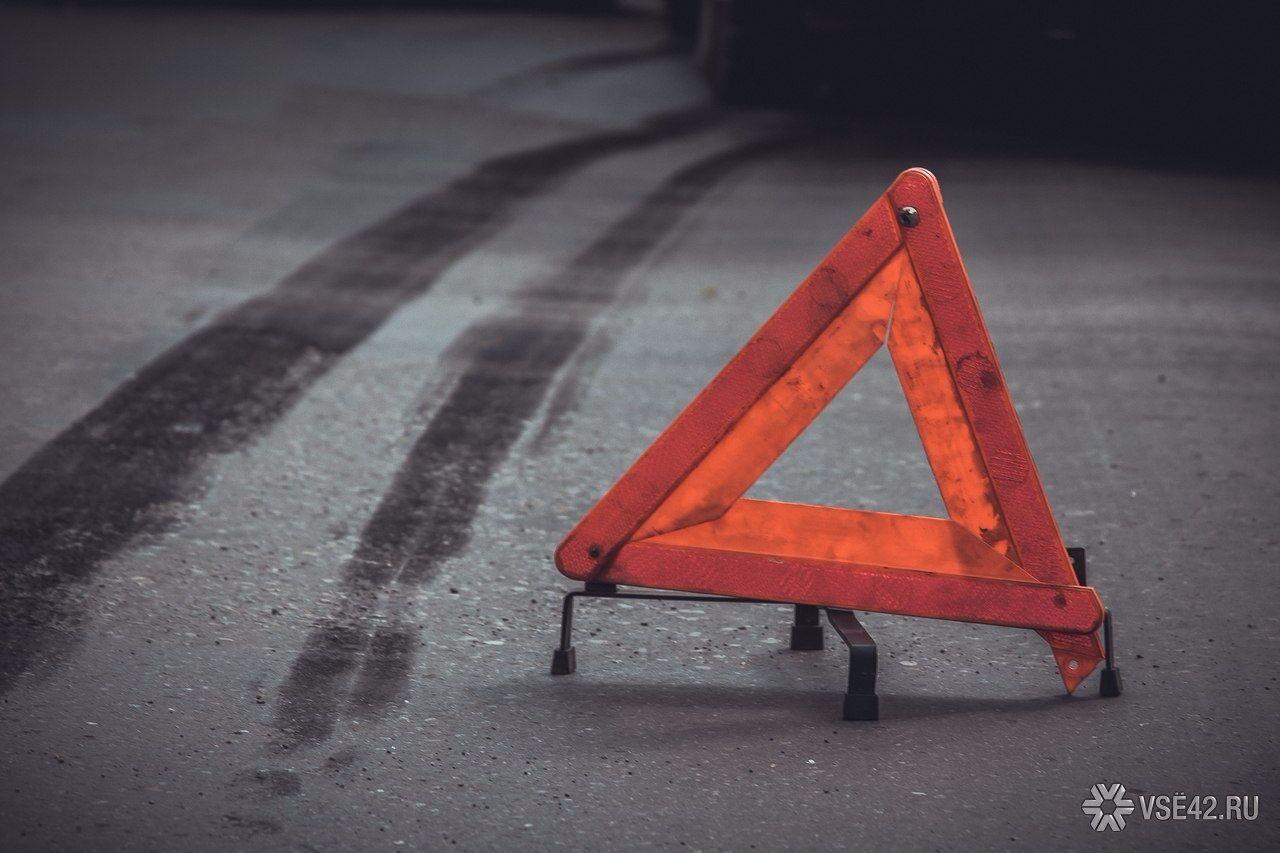 ВНовокузнецке вДТП пострадал 11-летний ребенок