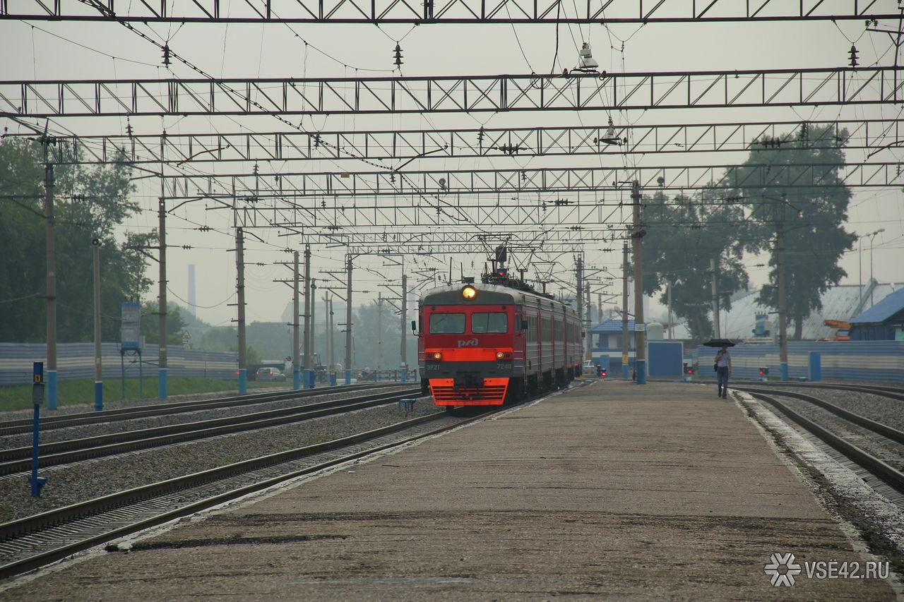 Кузбассовец пытался доехать до столицы насцепке грузового поезда