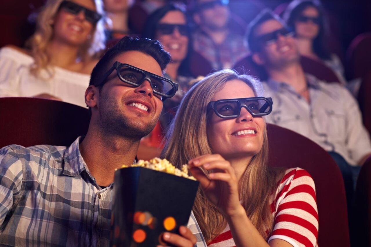 Составлен рейтинг самых просматриваемых фильмов вмире